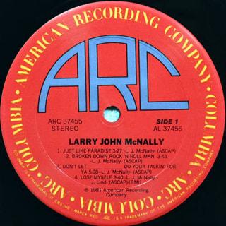 2021/06/01  OA曲 「Larry John McNally」特集