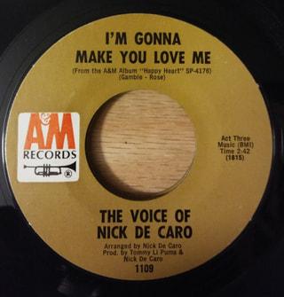 2020/08/18 OA曲 「Nick DeCaro」特集 ①