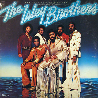 2021/04/06  OA曲 「The Isley Brothers」特集 ④