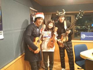 ウクレレ師匠!小川コータ&とまそんと一緒にクリスマスソング歌いまくりの回
