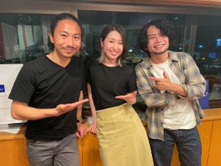 SHAMANZ UNITE2NIGHT「TAMAの部屋にMimeのHikariさん、Uchino Junさんお迎え!」