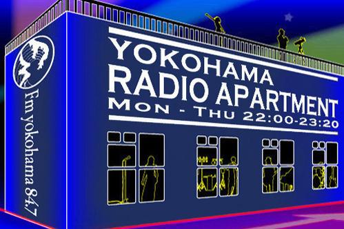 YOKOHAMA RADIO APARTMENT - Fm yokohama 84.7
