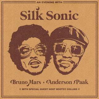 Bruno Mars,Anderson .Paak 「Silk Sonic」