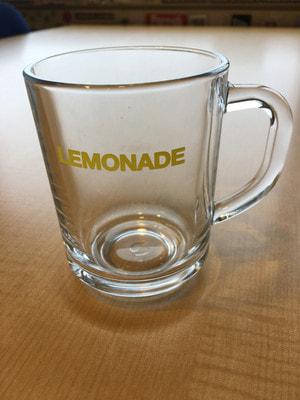 Beyonceのグラス