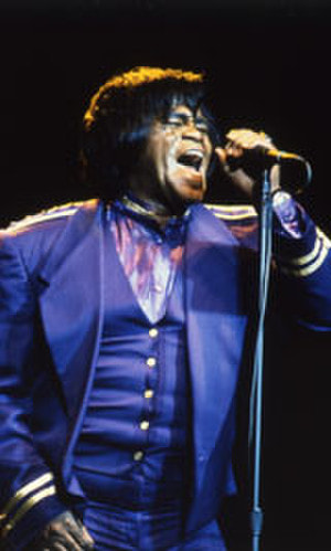 RIP JAMES BROWN