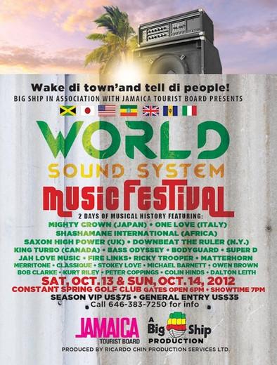 Worldsoundsystemfestival