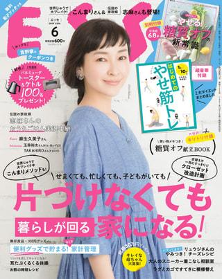 Editor's Choice 雑誌「ESSE」編集部に聞く!片づけなくても暮らしが回る家になる収納術!!