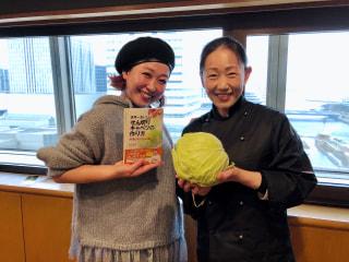【おいしE-ne!】月曜日は…「世界一おいしいキャベツの切り方」に注目!!