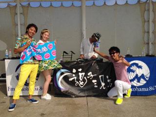 YOKOHAMA TIRE presents The Sound Driving! 逗子三兄弟がステージからライブ!!