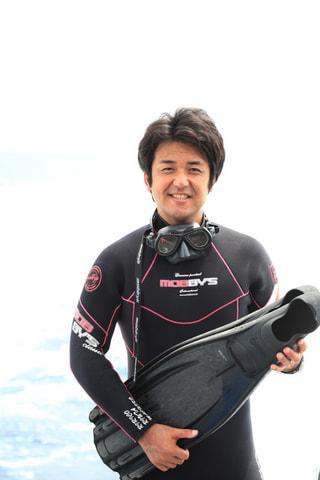 鎌倉在住の水中写真家 鍵井 靖章さん…Part 4