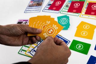 複雑に絡み合う世界を体感! カードゲーム 2030 SDGs!