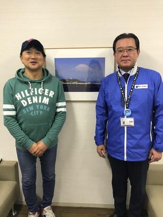 1月3日放送分〜新江ノ島水族館 掘一久社長にお話を伺います!