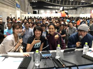 God Bless Saturday 横浜マラソンEXPO2019 SPECIAL