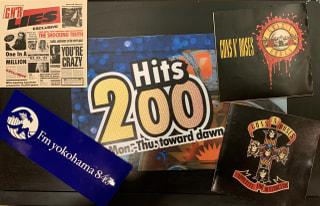 Guns N' Roses VS Mötley Crüe 特集(5/10〜5/13)