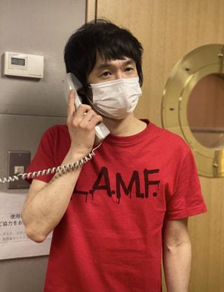 慎太郎と生電話