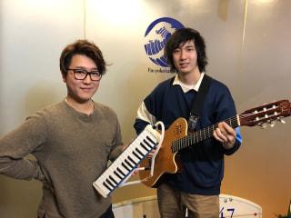 2020年、最初のゲストは、ピアニスト・渡辺翔太さん