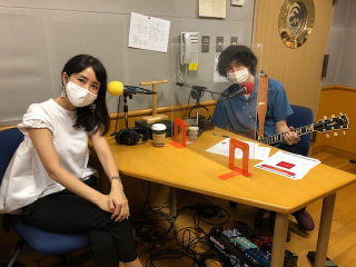 ゲストは、ジャズボーカリスト 青木カレンさん