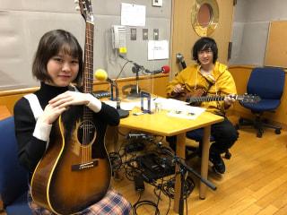 ゲストは、シンガー・ソングライター/ ギタリスト の Reiさん ♬