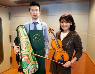 【ヴァイオリン】庄司昌仁さん