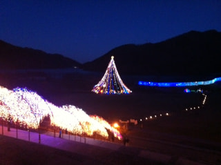 宮ケ瀬湖クリスマスみんなのつどい