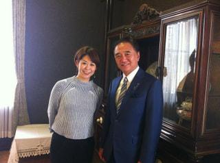 黒岩県知事と振り返る「2015年の神奈川県」