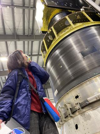 JAXA相模原キャンパス 宇宙科学探査交流棟からアモーレがお届け