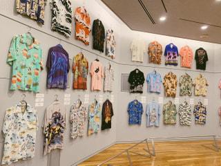 茅ヶ崎市美術館でアロハシャツを見る!