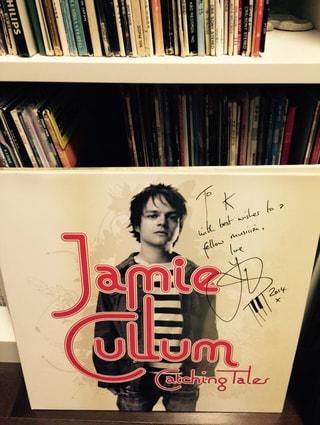 これがジェイミーのアルバム