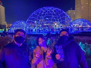 ヨコハマの夜景×テクノロジー「ヨルノヨ」