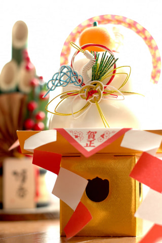 Shanti Time「お正月飾りについて」