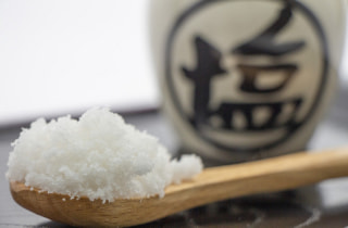 Shanti Time「塩の種類」