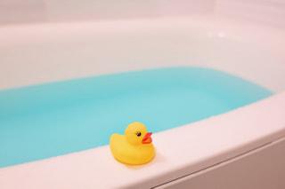 Shanti Time「お風呂で正座ストレッチ」