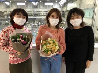 NITTEN ハナラボ 第6回 「青山フラワーマーケット『フラワーバレンタイン』」