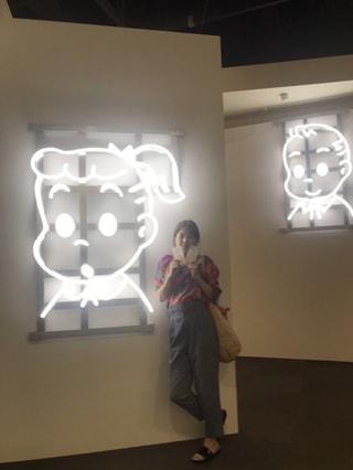 DJ・KANAの夏のおすすめ 『原田治展 「かわいい」の発見』