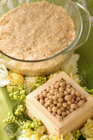 手作りお味噌の『お豆のチカラ』