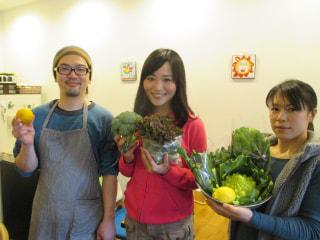 川崎野菜・果物イタリア料理レシピあれこれ♪