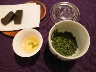 <新企画>日本茶と遊ぼう♪「すすり茶」編
