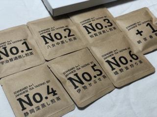 大阪・多田製茶の「JAPANESE TEA TASTING SET」
