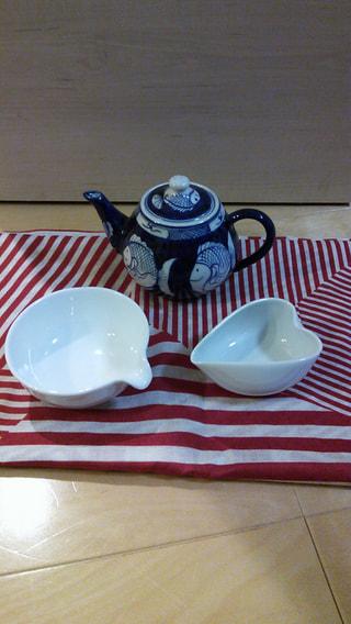 お茶を淹れる時、お湯を冷ます器を、なんというでしょう!?…(12月21日)