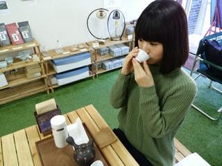 アウトドア用品のお店を併設した日本茶カフェがある⁉…(10月31日)