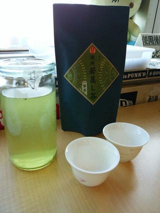 長野県でもお茶を作っている⁉…(12月19日)