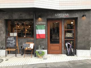 「L'OSTERiA (ロステリア)」