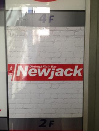 「Dinning&FlairBar Newjack」