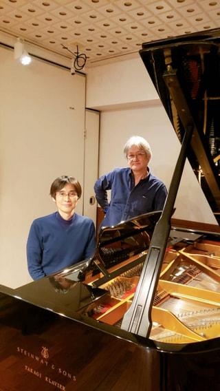 今夜のゲストは、ピアニスト 近藤嘉宏さん(第2週目)