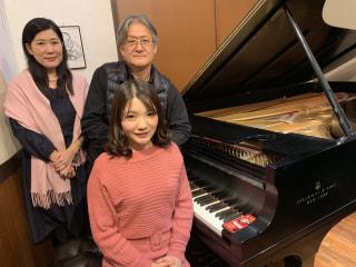 今夜のゲスト ピアニスト 長富彩さん