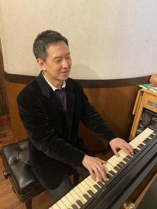 今夜のゲスト ピアニスト 青柳晋さん
