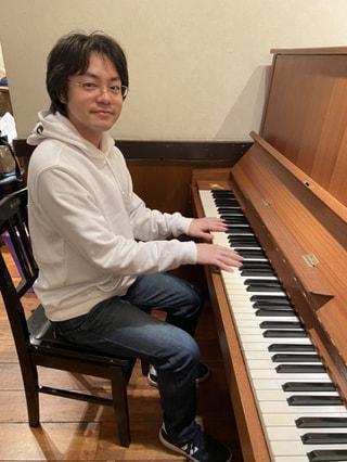 今夜のゲストはピアニスト 大内暢仁さん