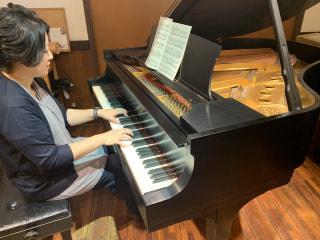 伊集院紀子さんのピアノグラニテ6