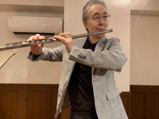 萩谷康一さんのラジオフルートレッスン