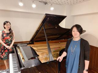 伊集院紀子さんのピアノグラニテ7
